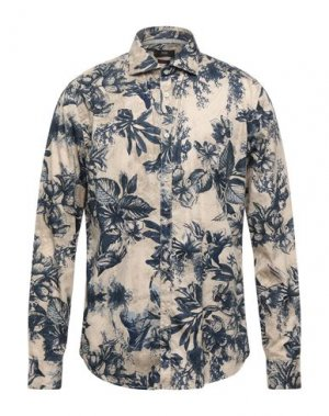 Pубашка CINQUE. Цвет: бежевый