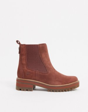 Светло-коричневые ботинки челси -Светло-коричневый Timberland