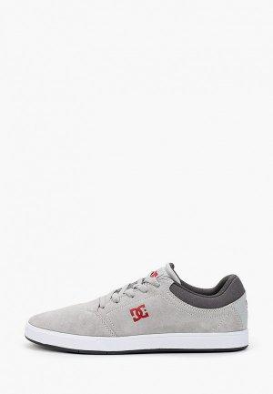 Кеды DC Shoes CRISIS M SHOE BDA. Цвет: серый