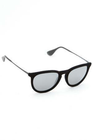 Очки солнцезащитные Ray-Ban. Цвет: черный