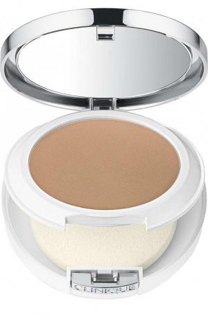 Легкая компактная пудра Almost Powder Makeup SPF 15, оттенок 04 Neutral Clinique. Цвет: бесцветный