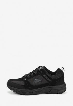 Кроссовки Skechers OAK CANYON. Цвет: черный