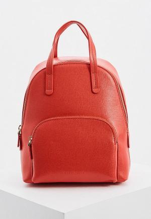 Рюкзак Coccinelle DIONE. Цвет: красный