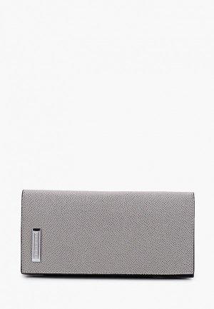 Кошелек Vitacci. Цвет: серый