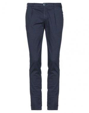 Повседневные брюки EM'S OF MASON'S. Цвет: темно-синий