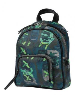 Рюкзаки и сумки на пояс CAFèNOIR. Цвет: зеленый