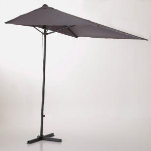 Зонт специальный для балкона, Afer LA REDOUTE INTERIEURS. Цвет: антрацит
