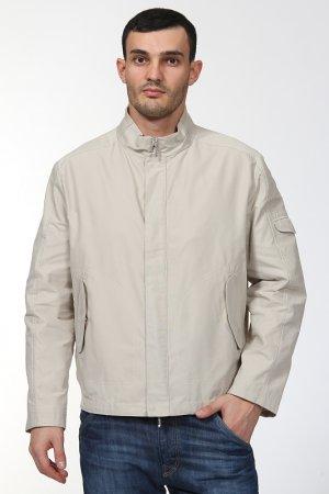 Куртка-ветровка Canali. Цвет: бежевый