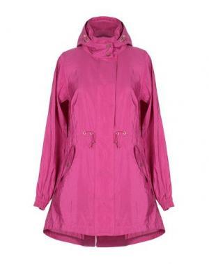 Легкое пальто GEOSPIRIT. Цвет: фуксия