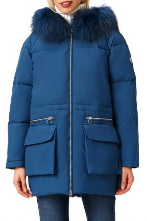 Куртка Finn Flare. Цвет: 140 fjord