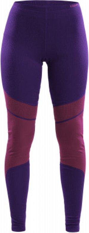 Термобелье низ женское , размер 44-46 Craft. Цвет: фиолетовый