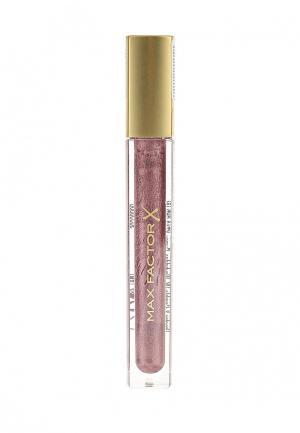 Блеск для губ Max Factor Colour Elixir Gloss 70 тон lus amethyst. Цвет: розовый