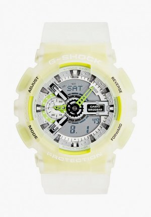 Часы Casio G-SHOCK GA-110LS-7AER. Цвет: белый