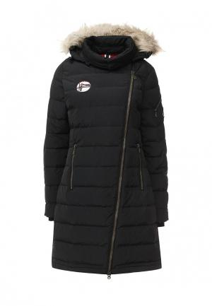 Пуховик Bergans of Norway Bodø Down Lady Coat. Цвет: черный