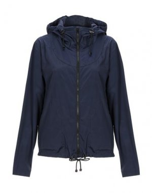 Куртка HOGAN. Цвет: темно-синий