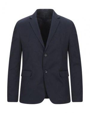 Пиджак HAMAKI-HO. Цвет: темно-синий