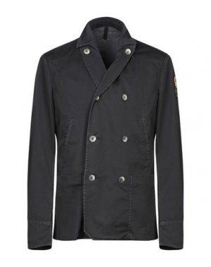 Пиджак CAMPLIN. Цвет: стальной серый