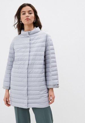 Куртка утепленная Add. Цвет: серый