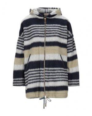 Куртка JIJIL. Цвет: светло-серый
