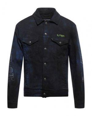 Куртка IUTER. Цвет: темно-синий