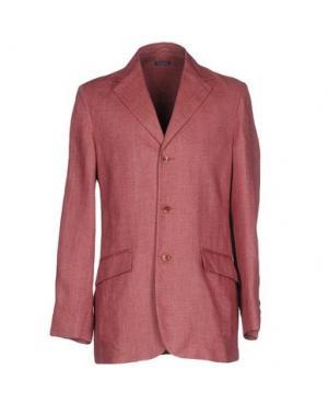 Пиджак MALO. Цвет: пурпурный