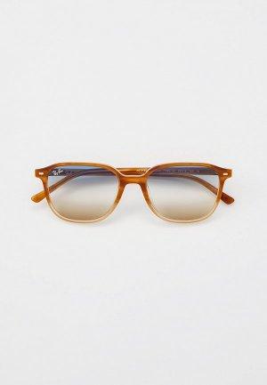 Очки солнцезащитные Ray-Ban® RB2193 1328GD. Цвет: коричневый