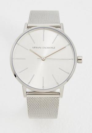 Часы Armani Exchange AX5535. Цвет: серебряный