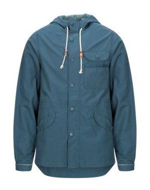 Куртка ALTAMONT. Цвет: цвет морской волны