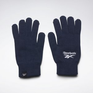 Перчатки Sports Essentials Logo Reebok. Цвет: vector navy