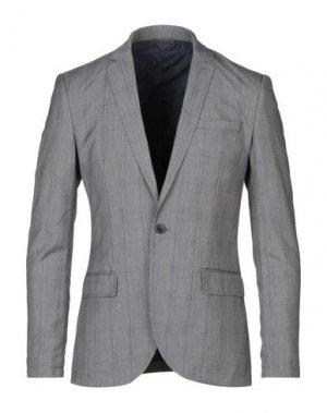 Пиджак ONLY & SONS. Цвет: черный