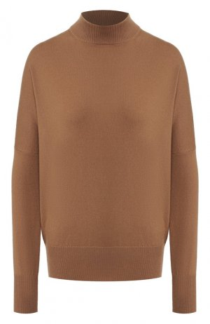 Кашемировый свитер Colombo. Цвет: бежевый