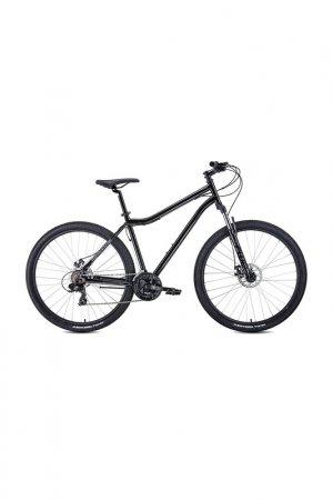 Велосипед SPORTING 29 2.1 disc Forward. Цвет: черный