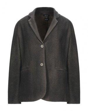 Пиджак AVANT TOI. Цвет: темно-коричневый