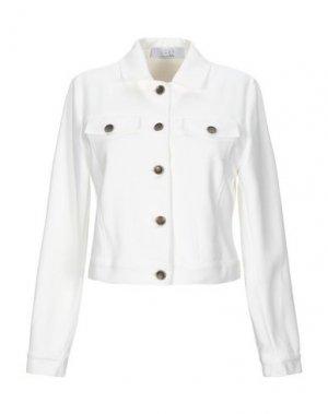 Куртка KAOS. Цвет: белый