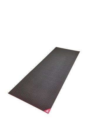 Коврик для фитнеса пористый Reebok. Цвет: розовый