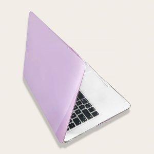 Защитный чехол для Mac Book Air 13,3 дюйма SHEIN. Цвет: пурпурный