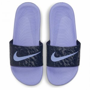 Kawa Kids Slide Nike. Цвет: фиолетовый