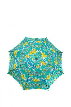 Зонт Zemsa. Цвет: зеленый