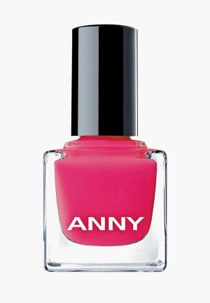 Лак для ногтей Anny тон 174.50 сочный арбуз. Цвет: розовый
