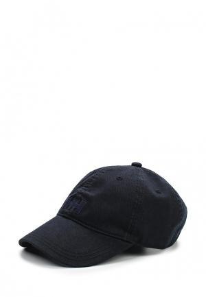 Бейсболка Helly Hansen LOGO CAP. Цвет: синий