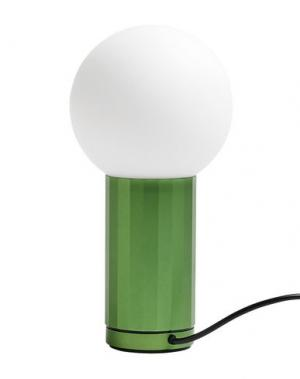 Настольная лампа HAY. Цвет: зеленый