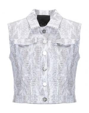 Куртка FRANKIE MORELLO. Цвет: белый