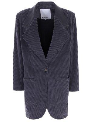 Пиджак вельветовый удлиненный KENZO