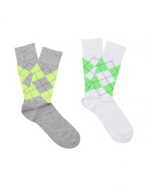 Короткие носки BURLINGTON. Цвет: белый