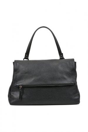 Handbag CARLA FERRERI. Цвет: black
