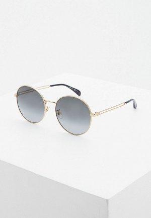 Очки солнцезащитные Givenchy GV 7149/F/S J5G. Цвет: золотой