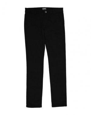 Повседневные брюки iDO by MINICONF. Цвет: черный