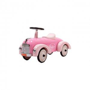 Детская машинка Speedster Baghera. Цвет: розовый