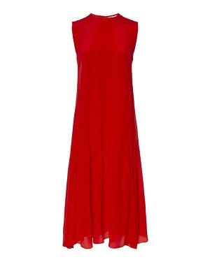 Платье 201301 44 красный ALYSI. Цвет: красный
