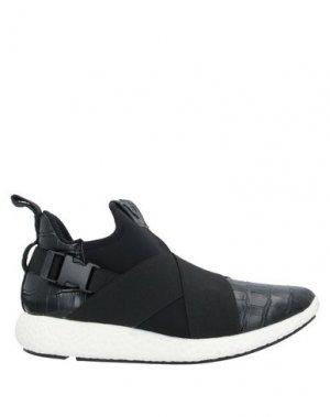 Высокие кеды и кроссовки MOVIE'S. Цвет: черный